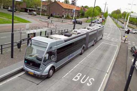 VDL Bus Phileas: попытка улучшить мир!