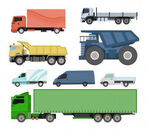Грузовики (грузовые автомобили) б/у