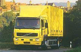 Новый облик ветерана Volvo FL6